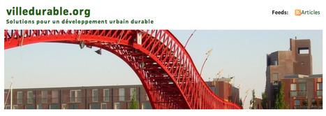 500 GUIDES techniques et SUPPORTS méthodologiques en ligne visant la mise en œuvre de projets de développement urbain durable. | URBANmedias | Scoop.it
