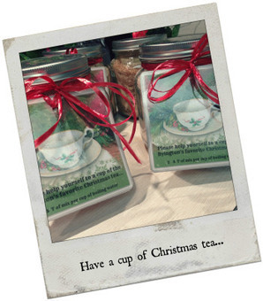 A Cup of ChristmasTea | Grown Green Gardens | Scoop.it