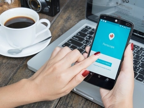 5 Brand-Building Ways to Use Periscope | Business Support | Scoop.it