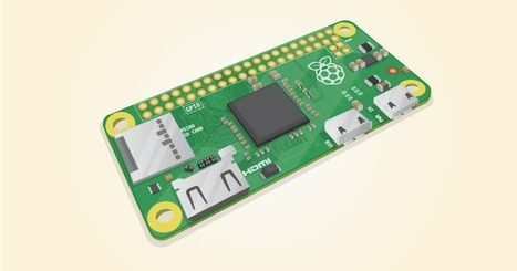 Raspberry Pi Zero - Raspberry Pi | Raspberry Pi | Scoop.it