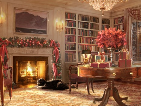 Republicans Are Furious About Obama's Christmas Card... Wait Till They See Reagan's | Secular Curated News & Views | Scoop.it