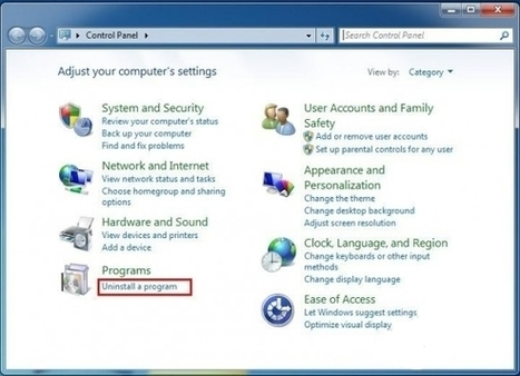 Uninstall Howtoupdate.traffic-clean.com, How To Uninstall Howtoupdate.traffic-clean.com   Uninstall Virus Spyware   Virus Solution   Scoop.it