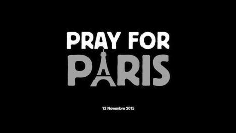 #PrayForParis: après les attentats à Paris, l'émotion et la solidarité sur les réseaux sociaux | FLE et nouvelles technologies | Scoop.it