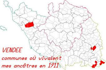 De Moi à la Généalogie ...: Le Recensement de Population de 1911 | GenealoNet | Scoop.it