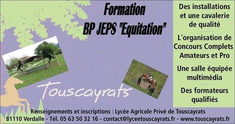 Lycée Touscayrats - Tél. 05.63.50.32.16 - contact@lyceetouscayrats.fr | Journées Portes ouvertes des lycées du Tarn | Scoop.it
