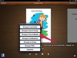 Book Writer: une super app pour faire créer des livres numériques à vos élèves! | Análise do discurso digital | Scoop.it