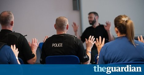 What can mindfulness teach the police force? | Rachel Pugh | Manchester Met News | Scoop.it