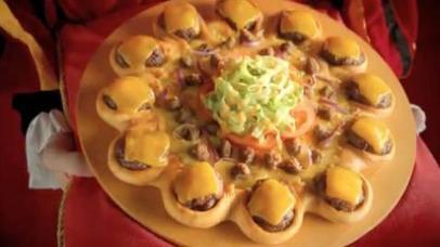 La Corona de Hut: La Pizza Hamburguesa | think out of the box | Scoop.it