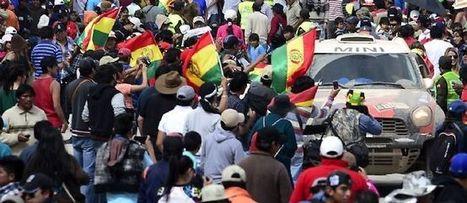 Dakar : la Bolivie et son président en fête | Chroniques boliviennes | Scoop.it