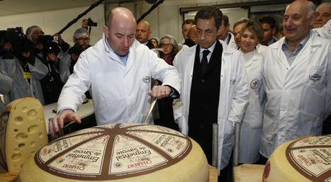 Sarkozy a-t-il interdit le fromage à l'Elysée? | thevoiceofcheese | Scoop.it