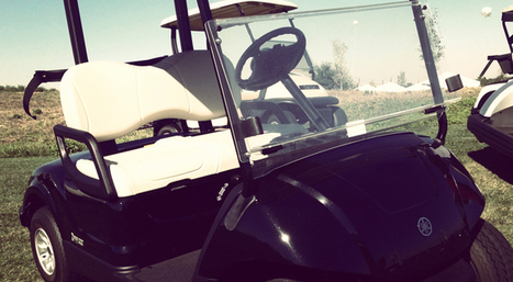 Yamaha introduces first EFI golf cart | Sports Facilities Management 4065723 | Scoop.it