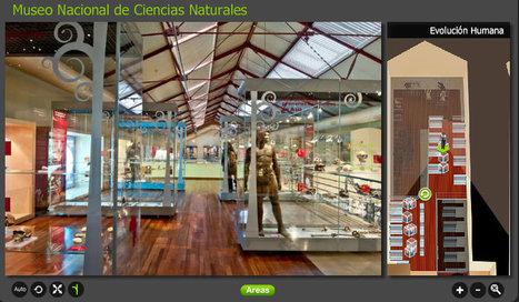 10 museos españoles imprescindibles con visitas virtuales | Las Tics y las ciencias de la informacion | Scoop.it