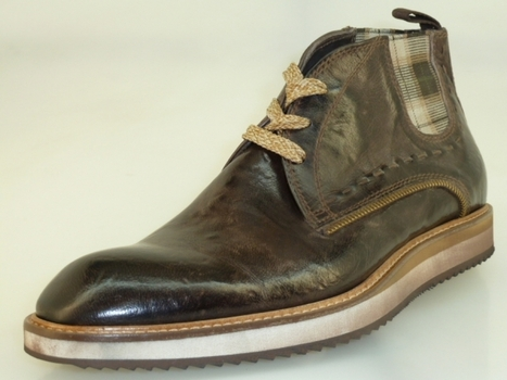 Lorenzi and Stefano Castelli Shoes | Le Marche & Fashion | Scoop.it