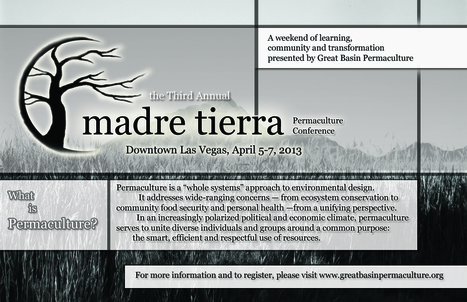 Spring Permaculture News - GBP Great Basin Permaculture - LVHelpGro | Yellow Boat Social Entrepreneurism | Scoop.it