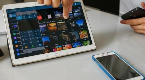 Blackberry lanza nueva tableta de alta seguridad | Ciberseguridad + Inteligencia | Scoop.it