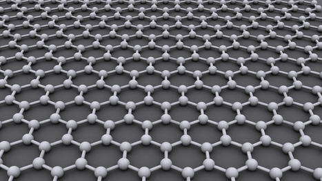 9 Incredible Uses for Graphene | Near Future Technology | Scoop.it