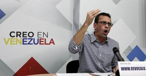 Vénézuela: premier acte d'un referendum contre Maduro | Venezuela | Scoop.it