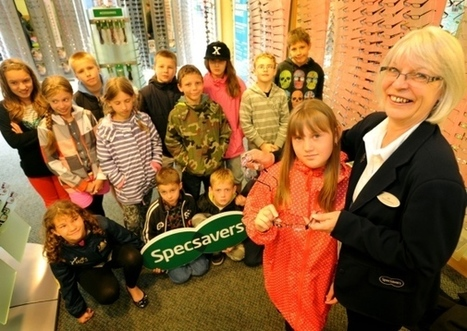 Chernobyl children receive TLC thanks to fund-raisers, opticians and dentists - West Sussex Gazette | Specsavers | Scoop.it