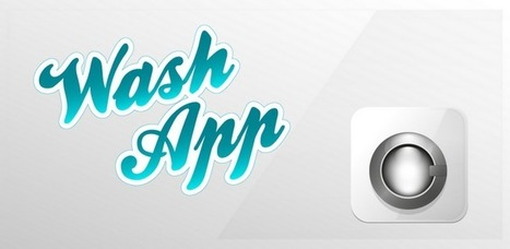 WashApp - Applications Android sur GooglePlay | Android Apps | Scoop.it