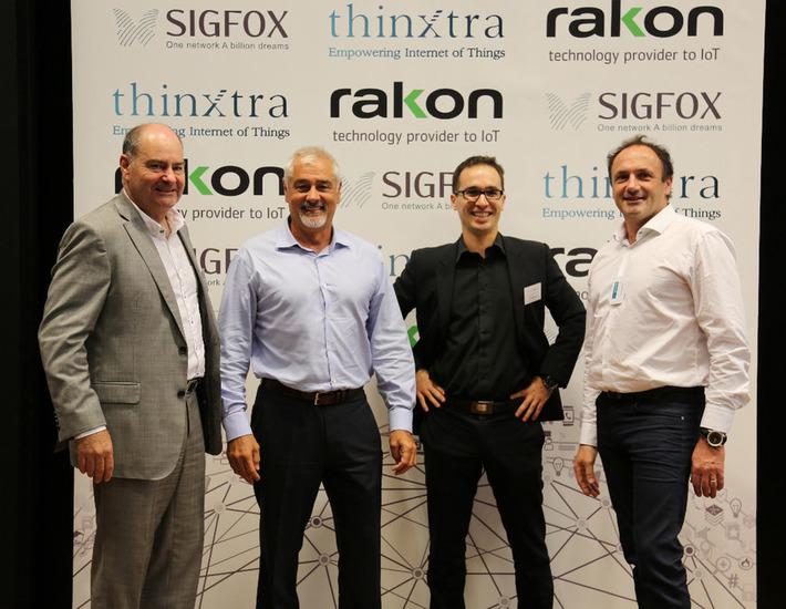 IoT. Le réseau Sigfox s'étend en Australie et en Nouvelle-Zélande | Internet du Futur | Scoop.it