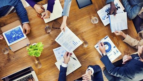 How to create a collaborative workplace | Employee Engagement Made Easy! | Scoop.it