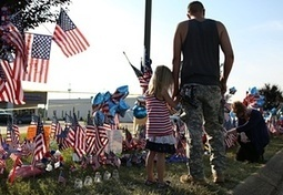 Memorials spring up after Chattanooga shootings – in pictures | Coffee Party News | Scoop.it
