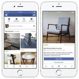 Facebook takes on Craigslist and eBay with new classified ad service | Transmedia Storytelling meets Tourism | Scoop.it