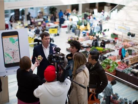 Alberta Agriculture minister announces $40,000 farmers market app   Alberta Food Geeks   Scoop.it