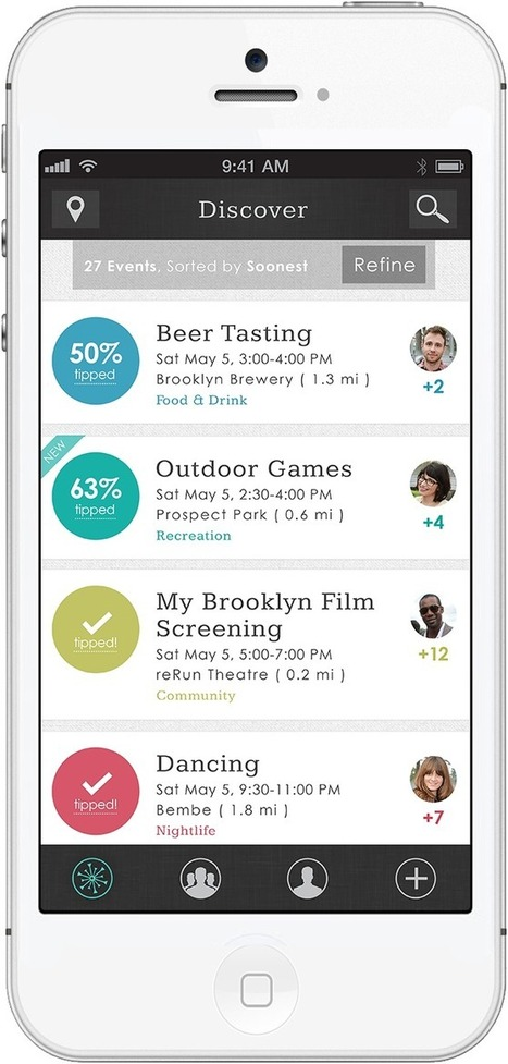 Mobile First Design Example | Marketing Revolution | Scoop.it