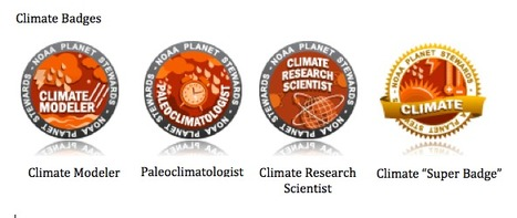 Designing Badges &Quests for NOAA Career Pathways | Planet Stewards | Badges for Lifelong Learning | Scoop.it