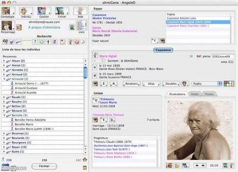 Logiciel généalogie - Télécharger des logiciels pour Windows / Mac / Linux   Nos Racines   Scoop.it