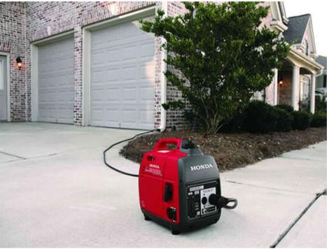 Is the honda eu2000i the best camping generator | Best Portable Generator Guide | Portable Generators | Scoop.it