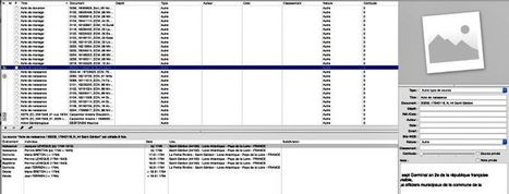 Faire le ménage dans son logiciel de généalogie ~ La Gazette des Ancêtres | GenealoNet | Scoop.it