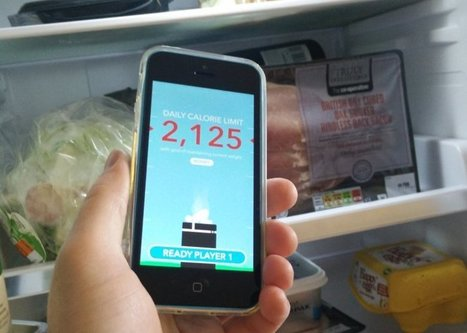 This developer wants to use iBeacons to help you lose weight   My. How Interesting.   Scoop.it
