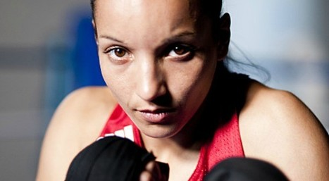 Sarah Ourahmoune, la Franco-Algérienne qui boxe avec la tête | A Voice of Our Own | Scoop.it