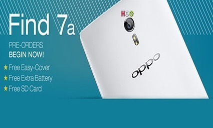 Oppo Find 7a Smartphone News | Latest Technology Review in India | Scoop.it