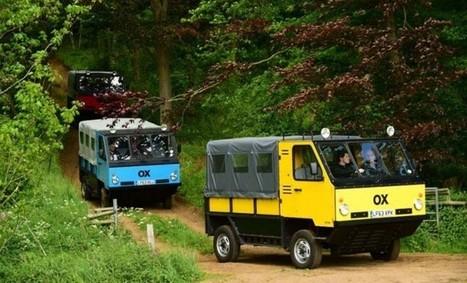 Ox, el camión de transporte plegable | Blogística | Blogística | Scoop.it