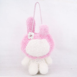 Big My Melody Fur Bags Fashion Pink White [women-bags-033] - $149.00 : Hello Kitty Bags For Ladies, Anteprima Bags Style Stereo Hello Kitty Bags ,Panda Bags , Diamond Bags For Womens Fashion, | Amazing Hello Kitty Bags | Scoop.it