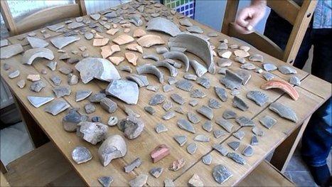Unlocking Swinton's Roman Past | Archaeology News | Scoop.it