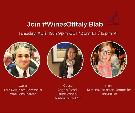 Wine in Radda with Angela Fronti - Istine & Livio Del Chiaro | Wine, history and culture... | Scoop.it