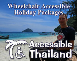 The disabled travellers' essential guide to Thailand!|Accessible Thailand - EVERYWHERE | Accessible Tourism | Scoop.it