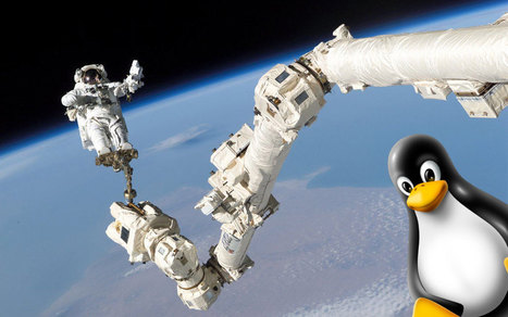 Ground control to Major Tux: Space station dumps Windows, now uses Linux | Common technically random thoughts | Scoop.it