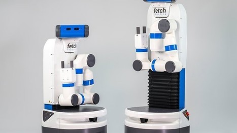 Elon Musk's OpenAI is turning warehouse bots from Fetch Robotics into home helpers | Entrepreneurship, Innovation | Scoop.it