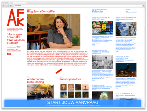 FonkOnline - Bureau Nieuws: Vandejong achter merkstrategie AFK   Huisstijl   Scoop.it