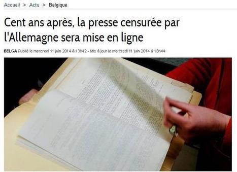 Article du jour (77) : Presse allemande censurée en ligne | Au hasard | Scoop.it