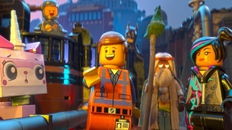 The LEGO Movie - Master Builders - Into Film | Visual & digital texts | Scoop.it