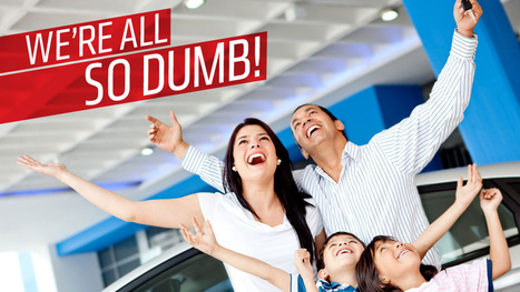 Before Buying A Car, Accept That All You Think You Know Is Wrong | Vehicle:ology | Scoop.it