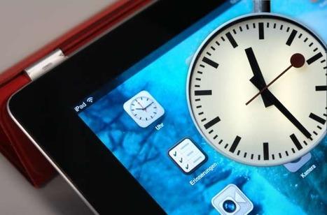 iPhone 5: iOS 6 Uhrendesign sorgt für Ärger | Uhren und Schmuck in Basel | Scoop.it