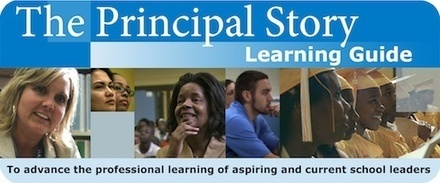 The Principal Story Learning Guide | Edtech PK-12 | Scoop.it