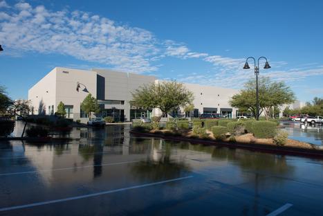 Industrial Market Enjoys Rebound In Las Vegas - Nevada Business Magazine (press release)   Commercial Tenant Representation   Scoop.it